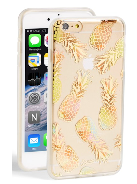 pineapple 6 plus iphone case