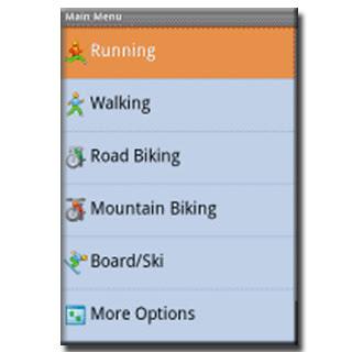 ALLSport GPS App