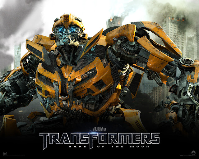 Transformers 3 Dark of the Moon Wallpaper 2