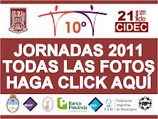 Jornadas CIDEC 2011. FOTOS