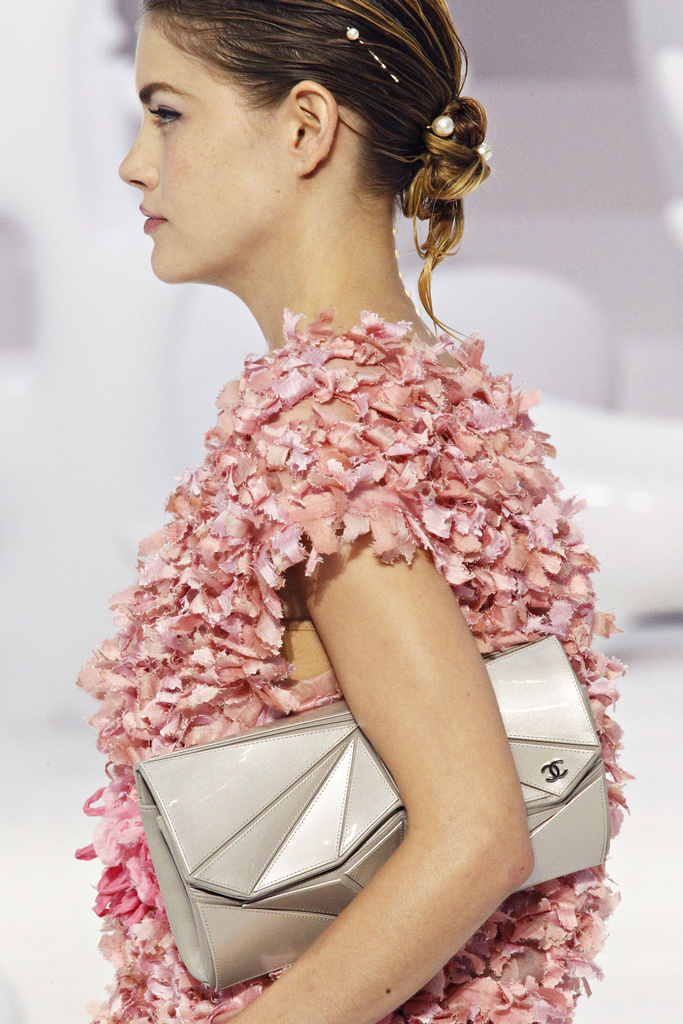 Chanel Spring Summer 2012 Shoes and Bags