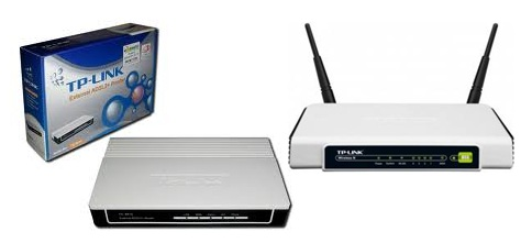 how to change tp link modem password