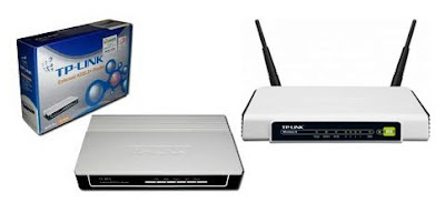 Cara Reset Password dan Username Modem ADSL TP-Link