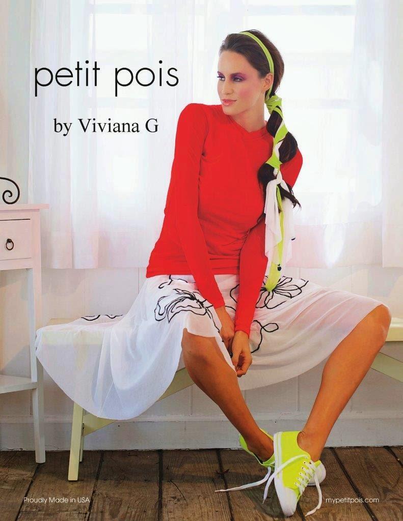 Petit Pois By Viviana G