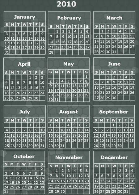 Calendar Year Q : Year calendar free desktop wallpaper