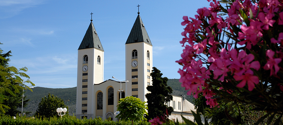 St James church, Medjugorje