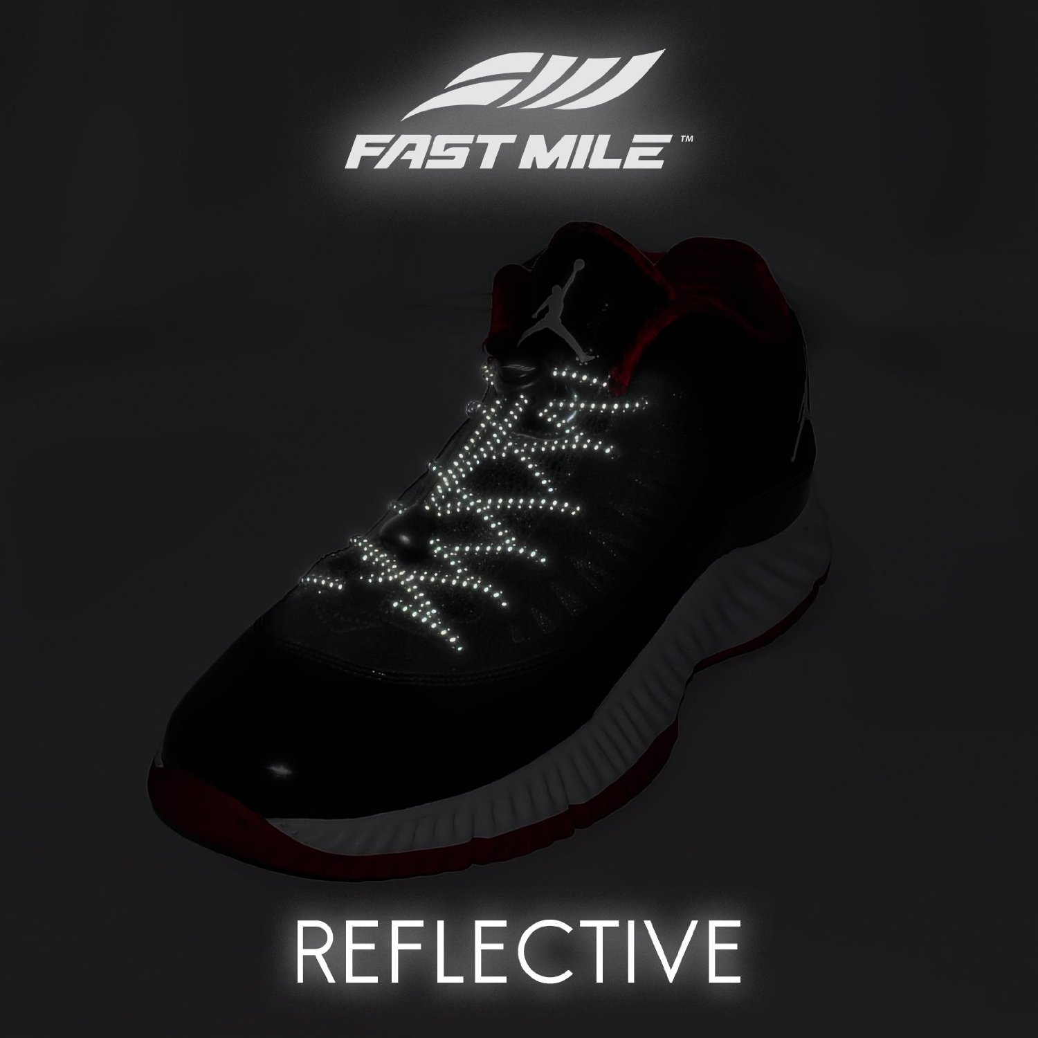 No-Tie Shoelaces by FastMile
