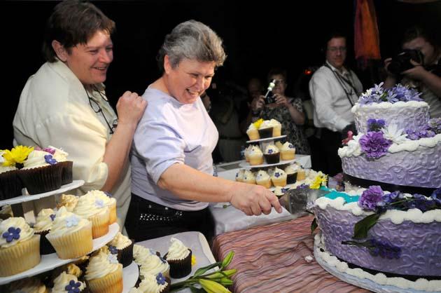 Nueva York aprueba el matrimonio homosexual Estados