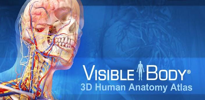 DESCARGA: Visible Body 3D Anatomy Atlas v1.1.0 Paid UP