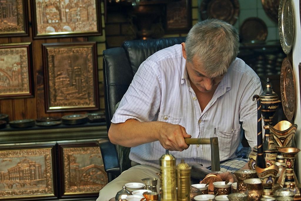 Stari zanati su bogastvo Općine Stari Grad S.Tahmaz_+Stari+zanati+4_Sarajevo