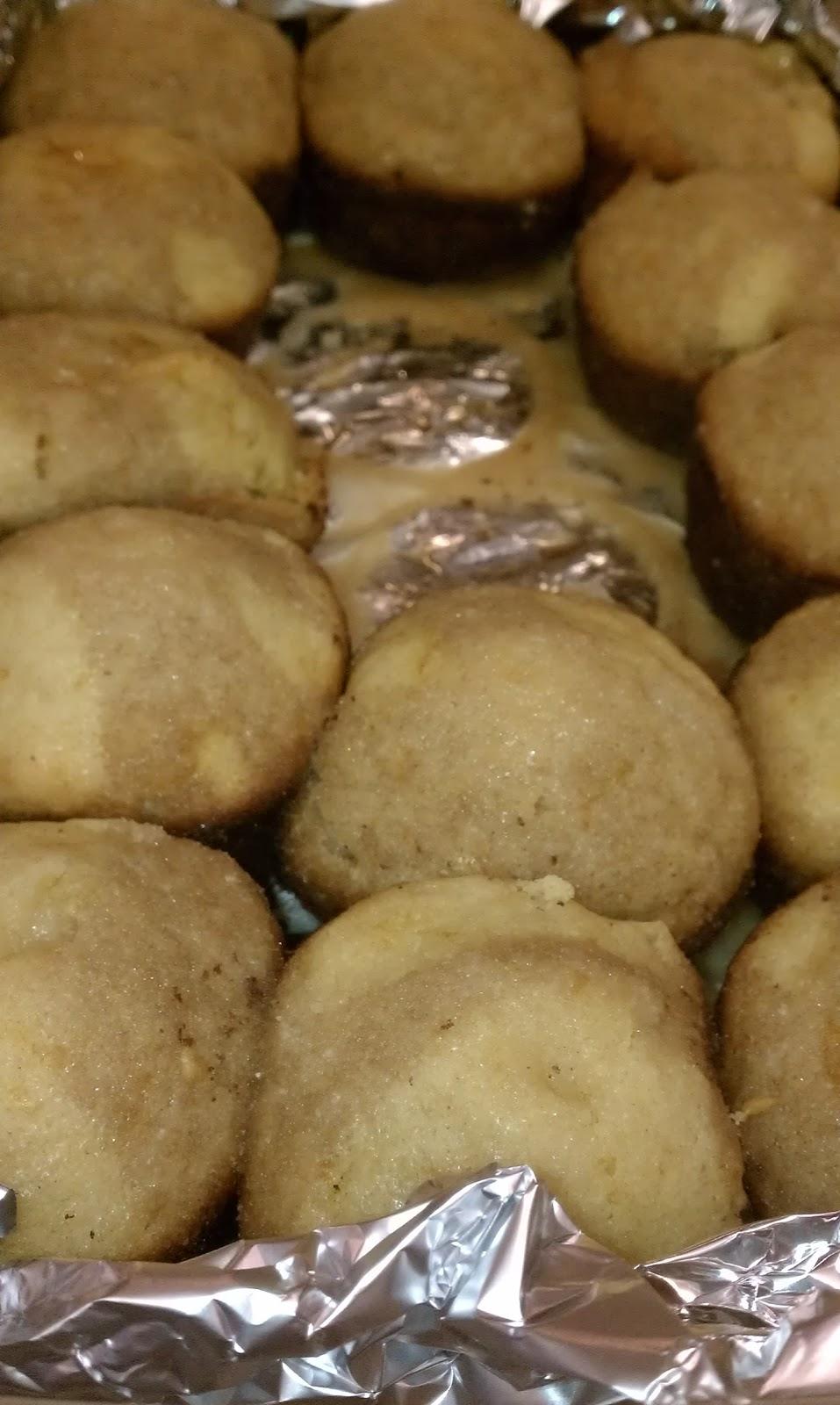 ... kitchen.: Pioneer Woman's Orange Mini-Muffins with Brown Sugar Glaze