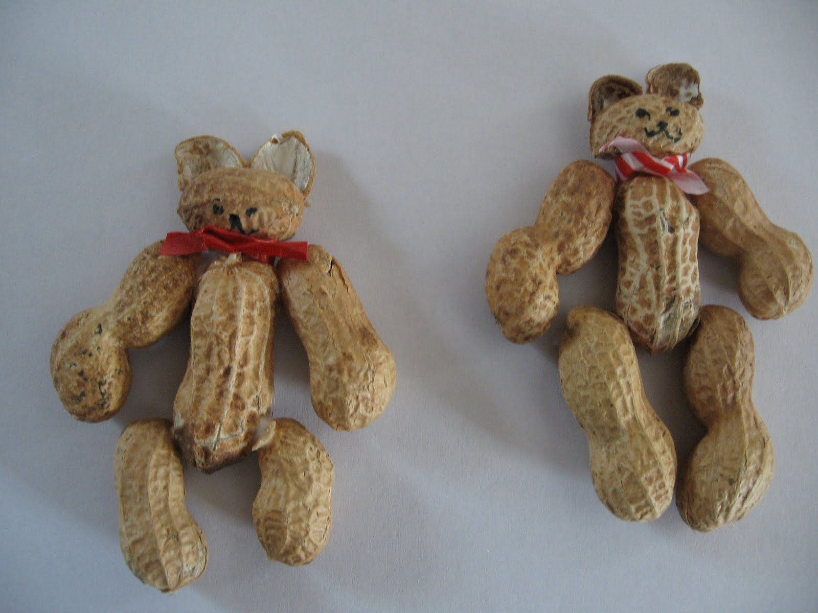 Поделки из арахиса своими руками фото