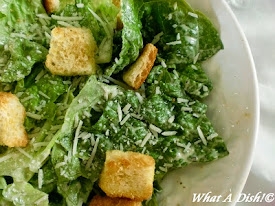 Recently- Caesar Salad