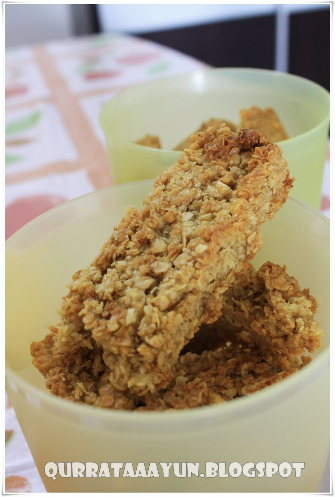 how to make oat flapjacks