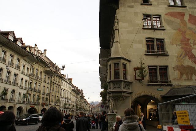 Swiss architecture
