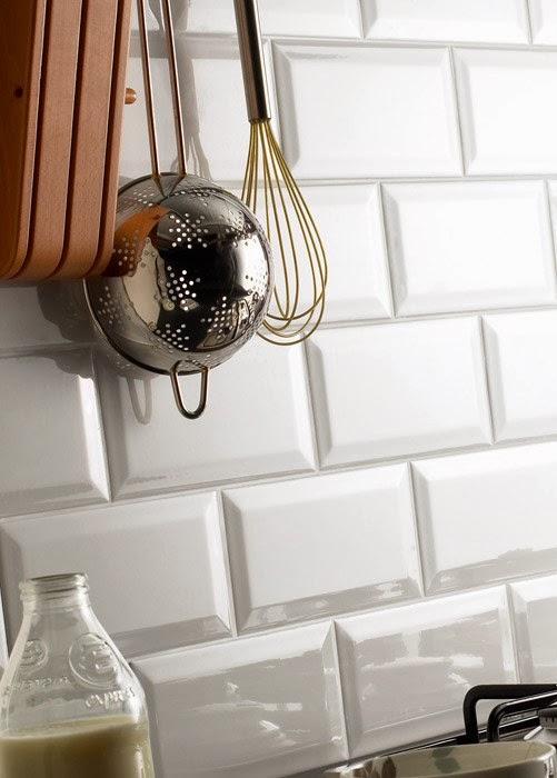 Decotips usar azulejos de metro para decorar decoraci n - Alicatado de cocinas precios ...