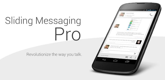 Sliding Messaging Pro v7.40 Apk full download