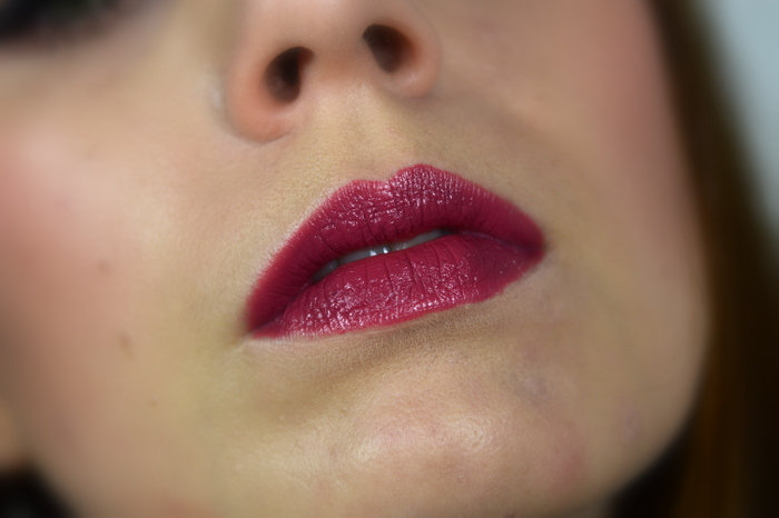 Plum Lipstick MAC