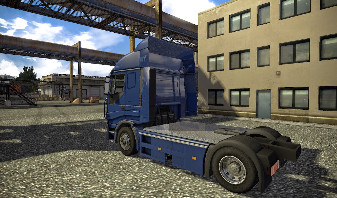 Game Euro Truk Simulator 2 (ETS) + Crack Full Version