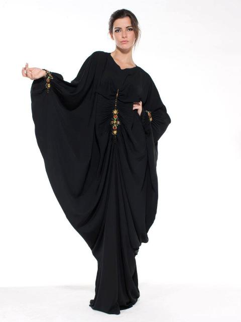 New fashion trends - Abaya Style Fashion Hijab