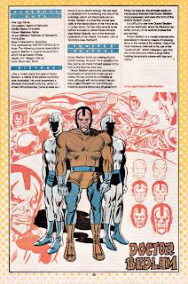 Doctor Bedlam (ficha dc comics)
