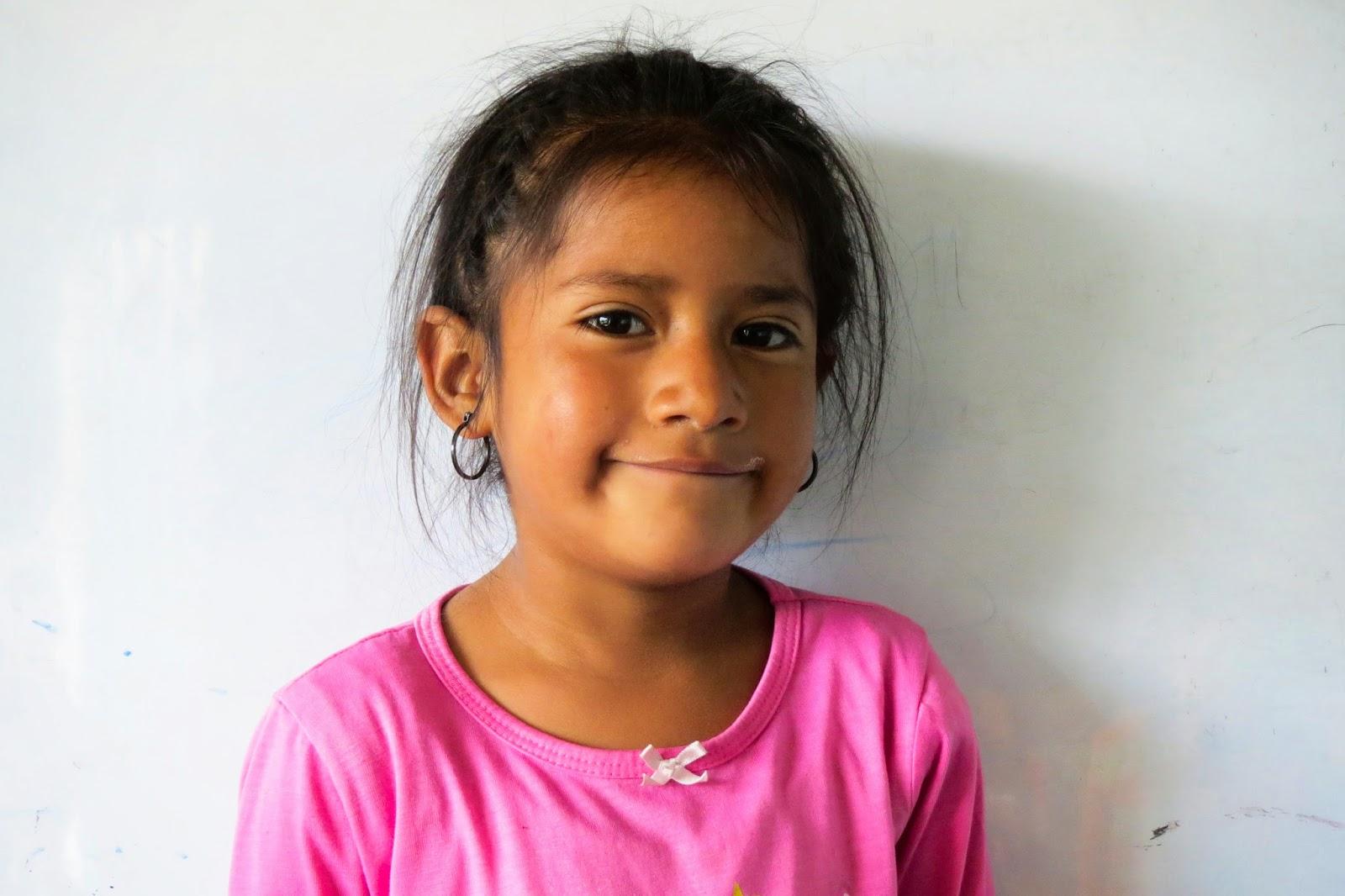 Jazmin, Age 4
