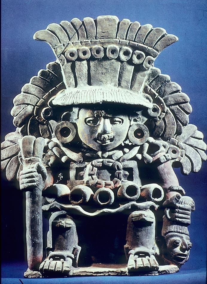 Trabajos de historia: Cultura zapoteca 2 [Continuación]