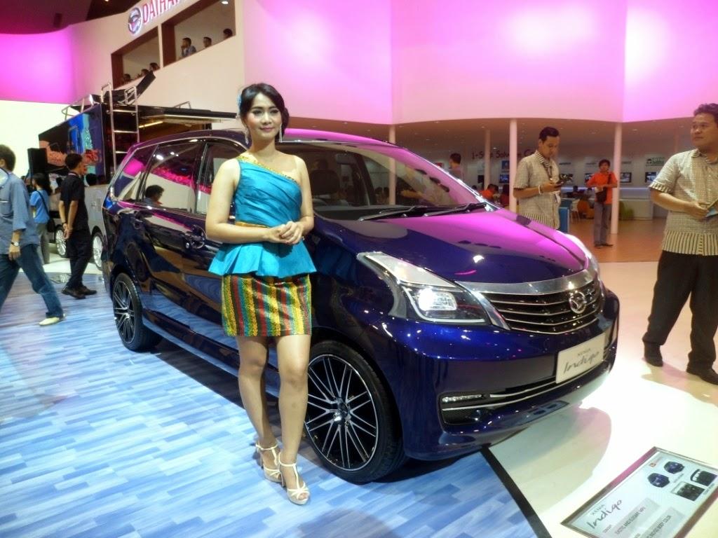 SPG Daihatsu Xenia Indigo IIMS 2014