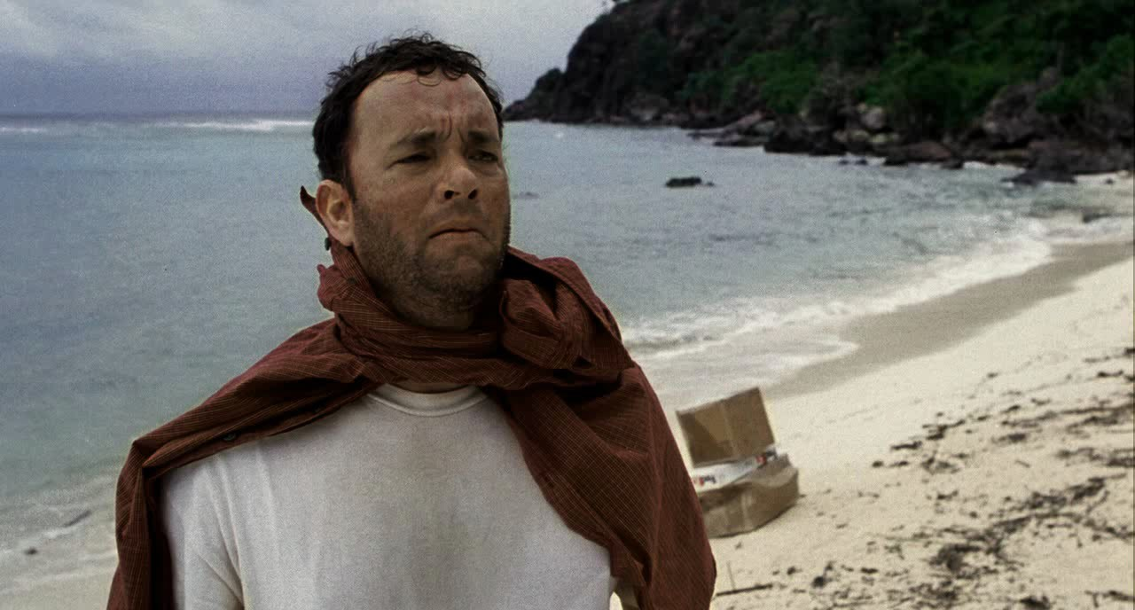 "tom hanks movie cast away Director robert zemeckis and star tom hanks take tremendous risks  this  adventure saga as an ""event movie"" both in the us (where fox is."
