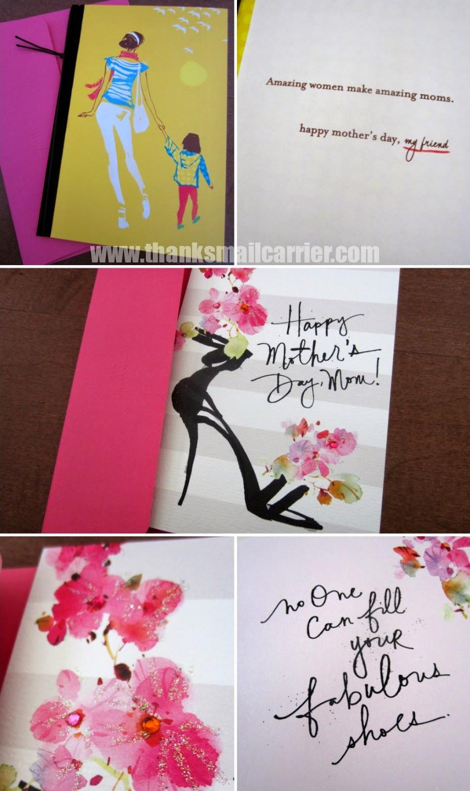 Sarah Jessica Parker Hallmark cards