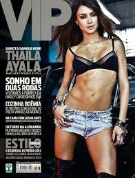 Download - Thaila Ayala : Revista Vip – Outubro 2013 (Completa)