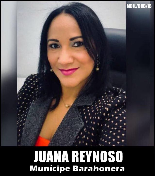 JUANA REYNOSO, BARAHONA