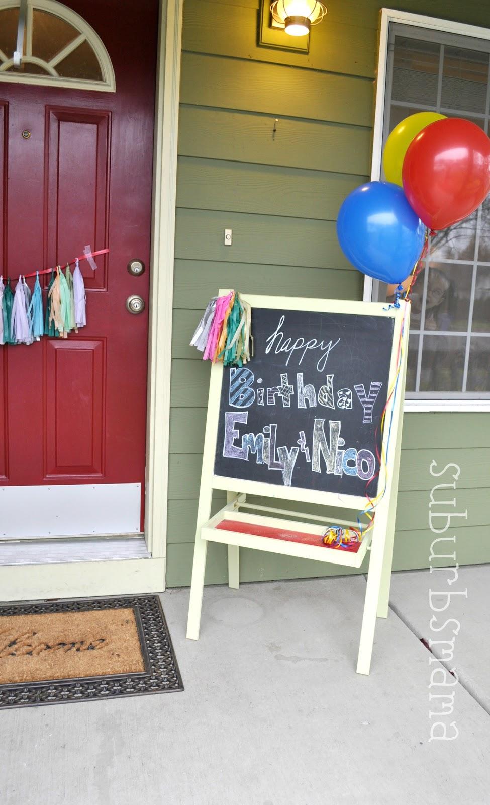 Kids Craft Party Ideas Part - 39: Kids Craft Birthday Party