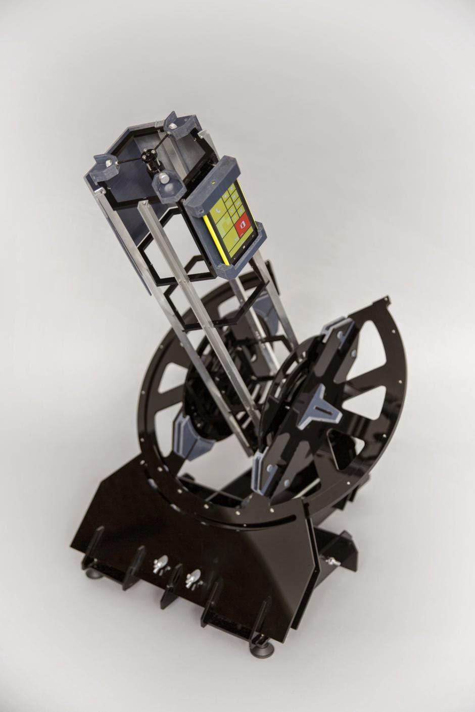 El proyecto Ultrascope