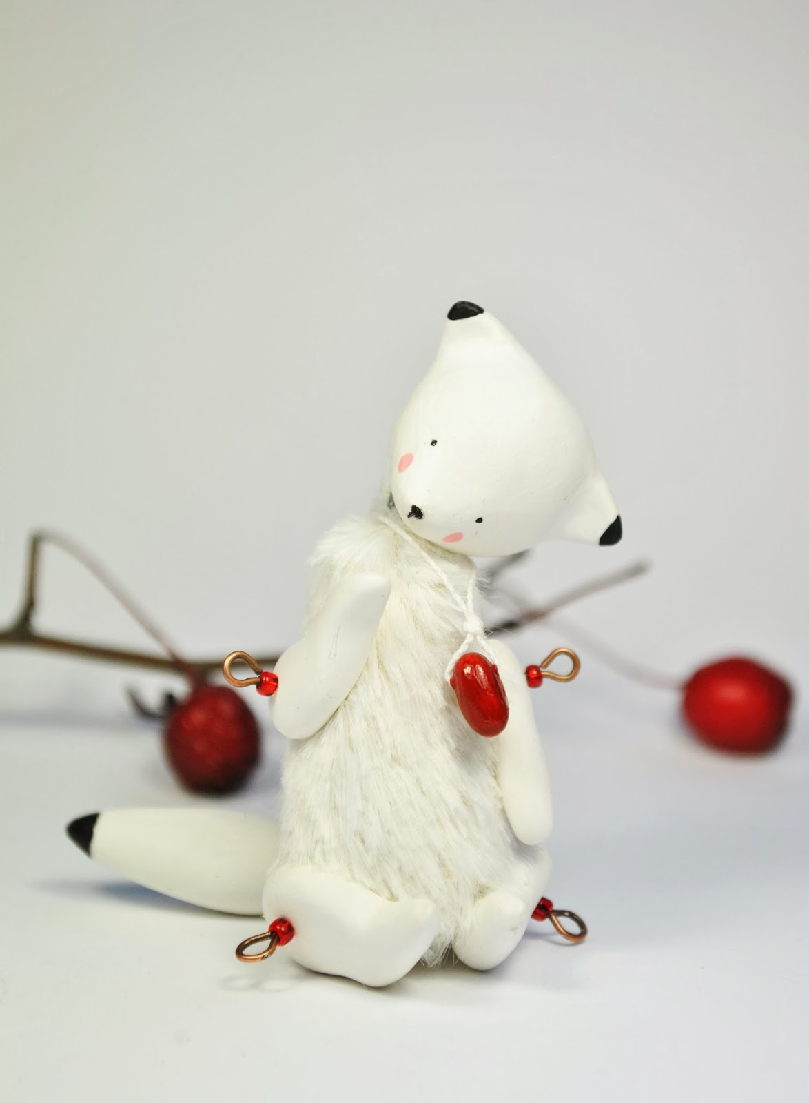 полярная лиса