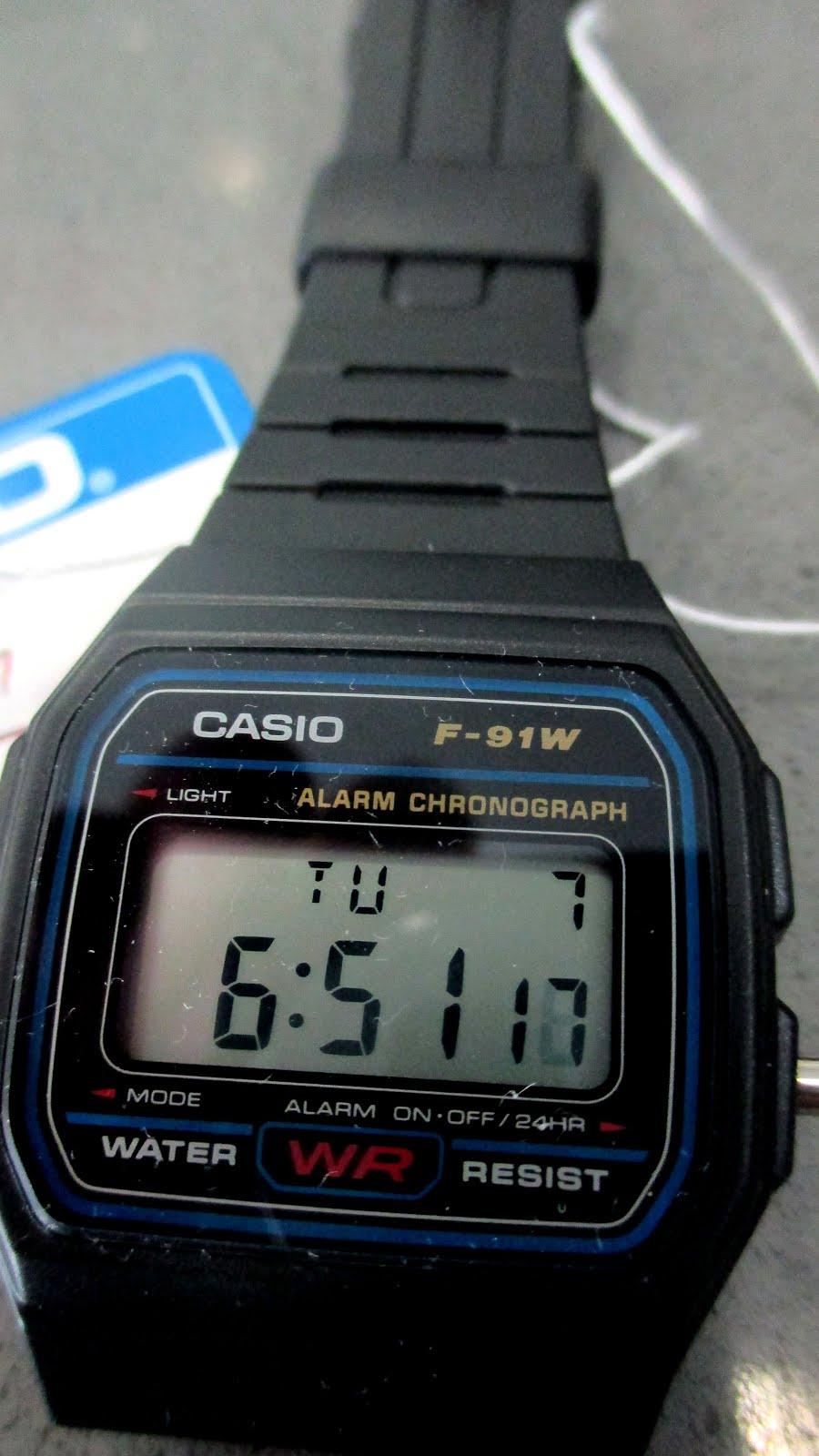 Reloj digital Casio 17€
