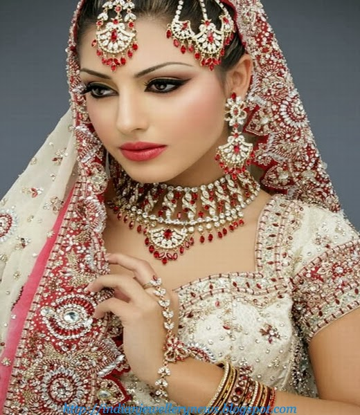 Latest Bridal Jewellery Designs