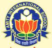 Amity International School Noida Logo