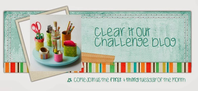 Design Team Member Clear it out Challenge Blog