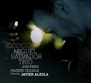 """Miguel Salvador Trio: """"Código"""" / stereojazz"""