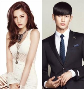 Nana Orange Caramel Tampik Dirinya Berpacaran dengan Kim Soo Hyun