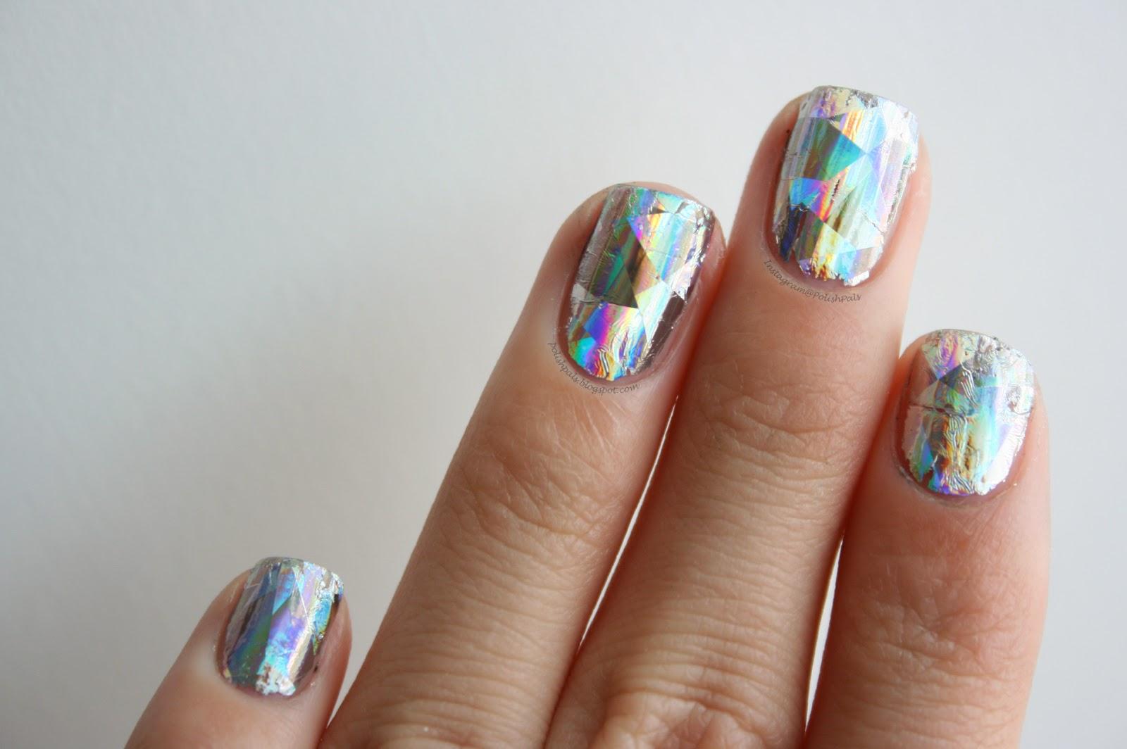 نتيجة بحث الصور عن Mirrors Nails