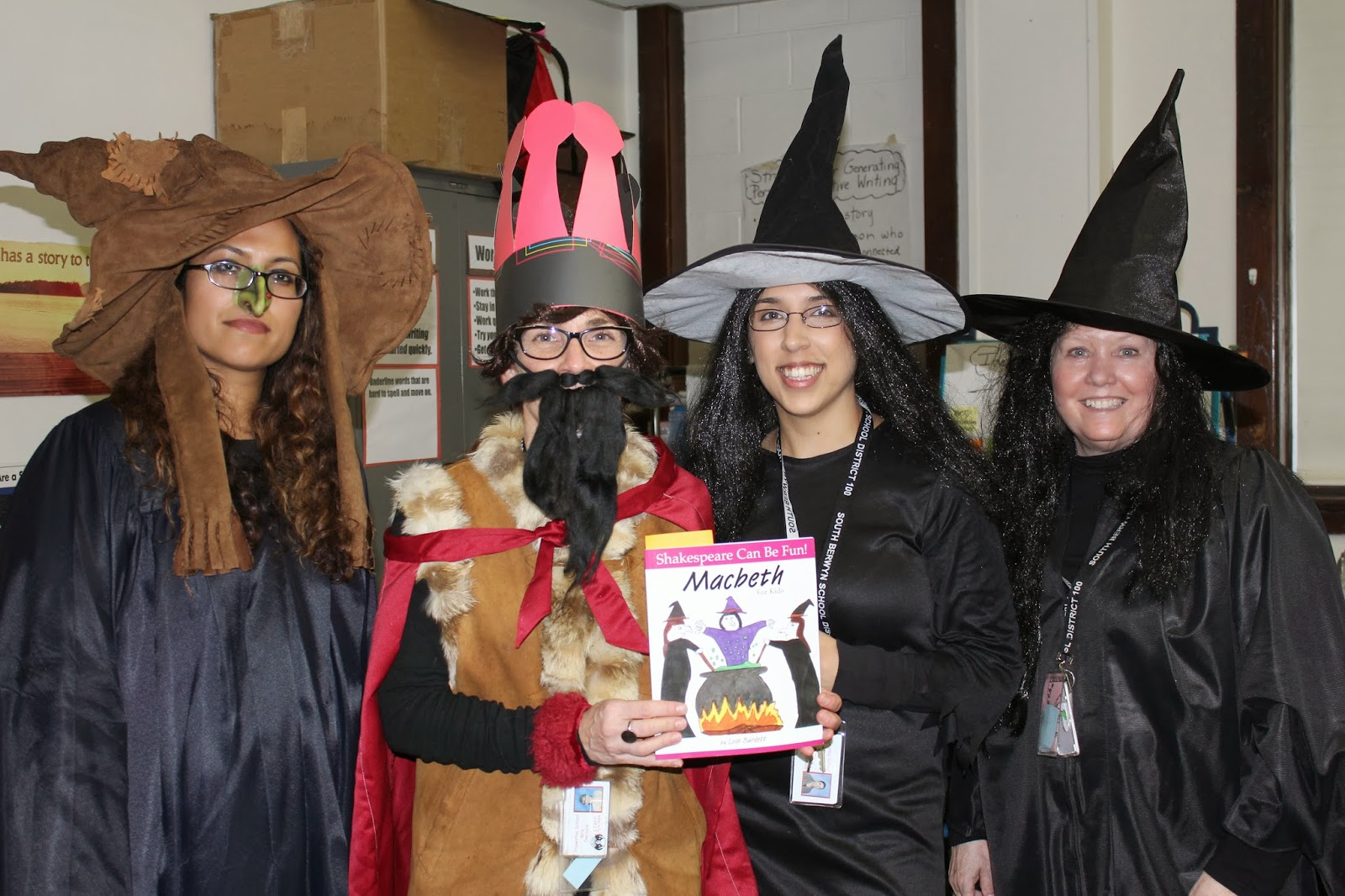 How do Hiawatha teachers celebrate Halloween? With a good book! ) We had quite a few literacy themed Halloween costumes this year!  sc 1 st  Hiawatha Husky Pride & Hiawatha Husky Pride: Halloween Book Characters