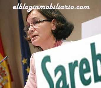 Sareb presidenta Belén Romana elbloginmobiliario.com