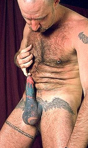 tatouage sexe sexe grosse bite
