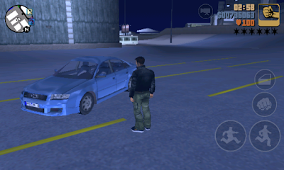 Grand Theft Auto III v1.6 Apk Data