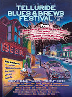 2013 Telluride Blues & Brews Festival