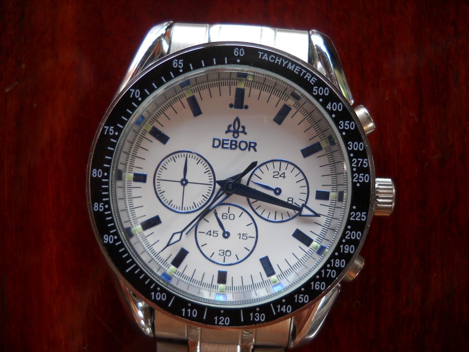นาฬิกา DEBOR