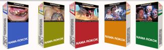 Aturan Adanya Gambar Menyeramkan Akibat Merokok Pada Bungkus Rokok ...