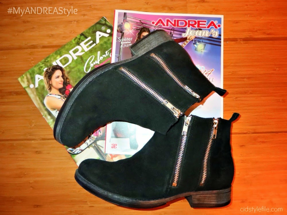 andrea shoes, zapatos andrea, cid style file, booties, cute shoes, plus size style, latina bloggers